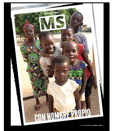 Con Nombre Propio - Revista MS 292 Junio
