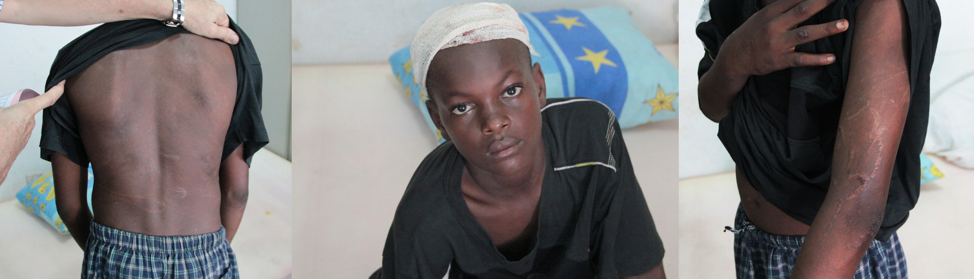 Abdul: la injusticia para los pobres en Sierra Leona