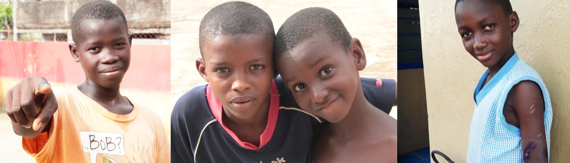 Menores inocentes acusados de brujería en Sierra Leona