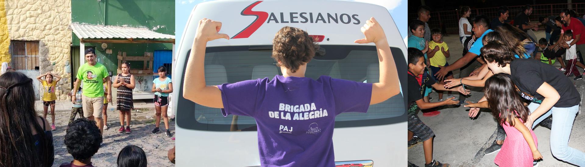 La Brigada de la Alegría lleva el ocio a las calles de Ciudad Juárez