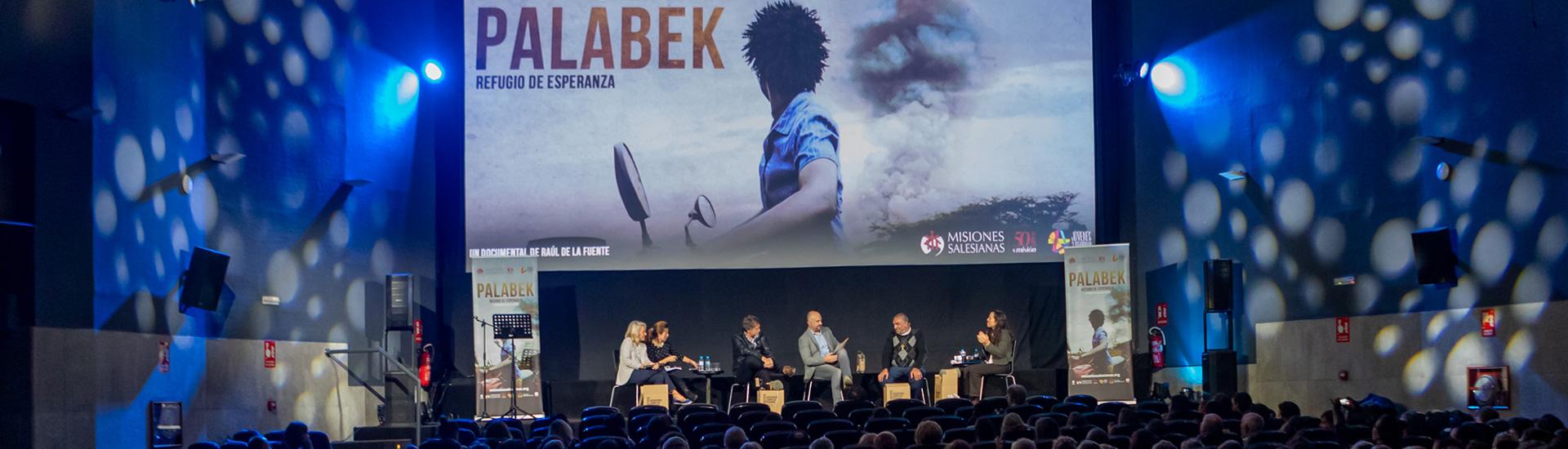Palabek. Refugio de esperanza documental