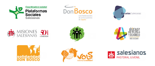 Ocho organizaciones salesianas lanzamos la campaña 'Ponte en verde por el futuro de los jóvenes' porque el cambio climático requiere medidas urgentes para un desarrollo sostenible.#PonteEnVerde
