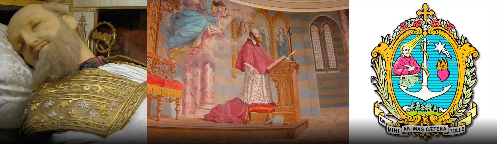 San Francisco de Sales, patrono de los Salesianos