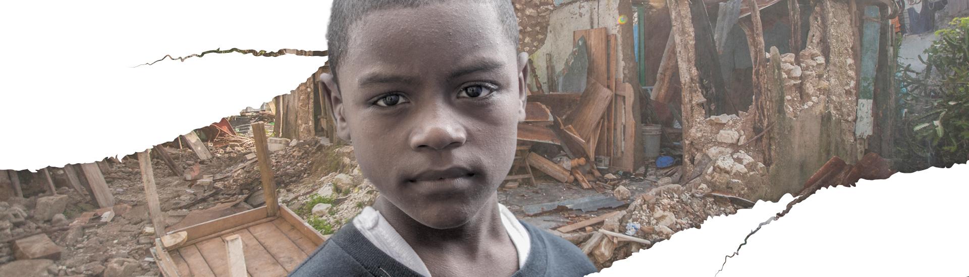 Haití, diez años de cicatrices