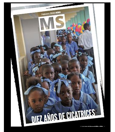 Diez años de cicatrices - Revista MS 295