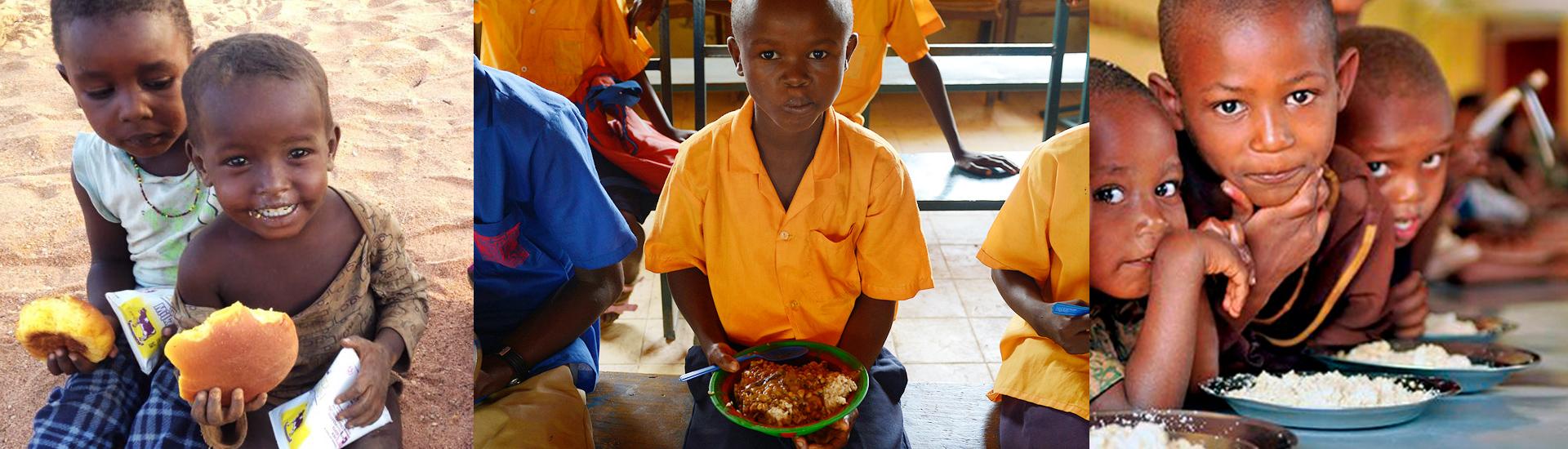El hambre no debería ir a la escuela