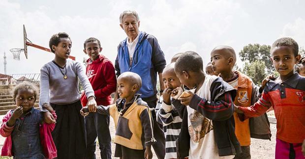 El Centro Don Bosco de Mekanissa, el hogar de los niños más necesitados de Etiopía