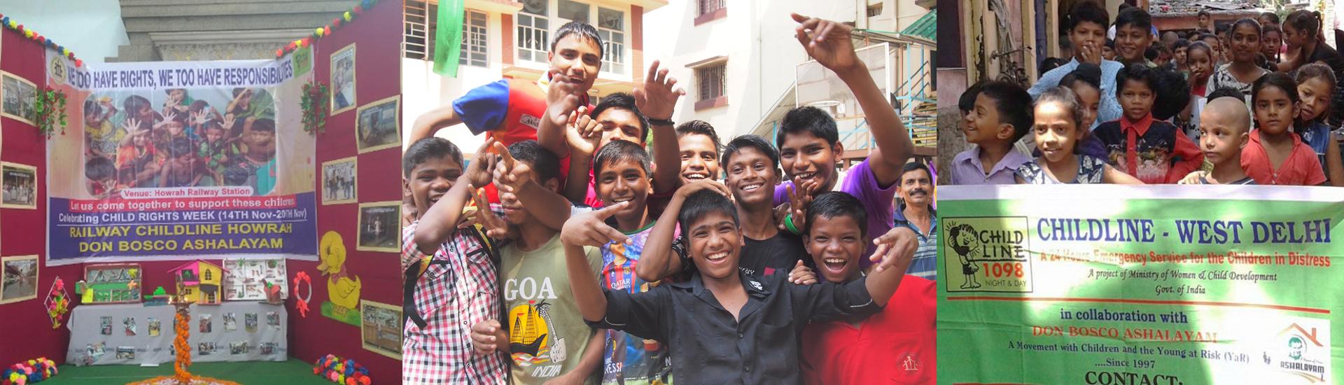Pappu Shukla, el joven indio rescatado del tráfico de menores