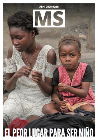 El peor lugar para ser niño - Revista MS 296 abril 2020