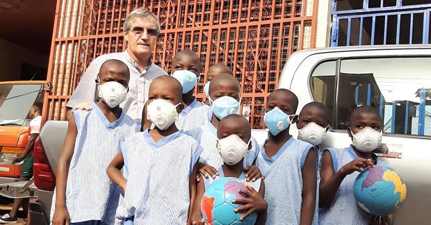Don Bosco Fambul recurre a su experiencia durante el ébola para hacer frente al coronavirus en Sierra Leona
