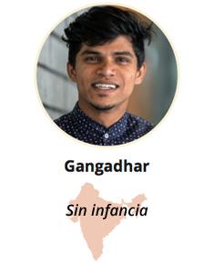 La historia de Gangadhar