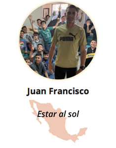 La historia de Juan Francisco