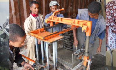 Formación y empleo para prevenir la trata de personas en Etiopía - AC-09-19