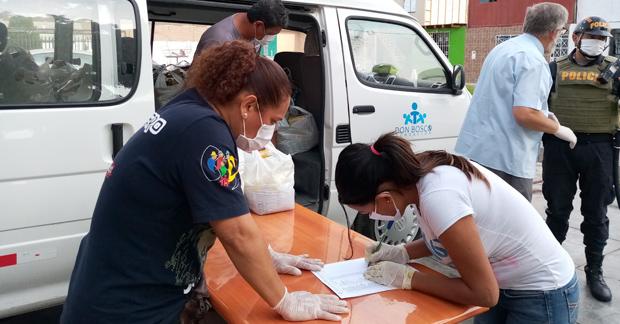 Pedimos a la ONU políticas coordinadas para no dejar a nadie atrás por el coronavirus