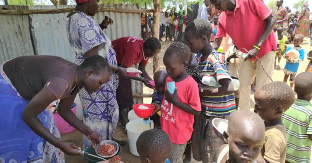 El coronavirus para los desplazados y refugiados