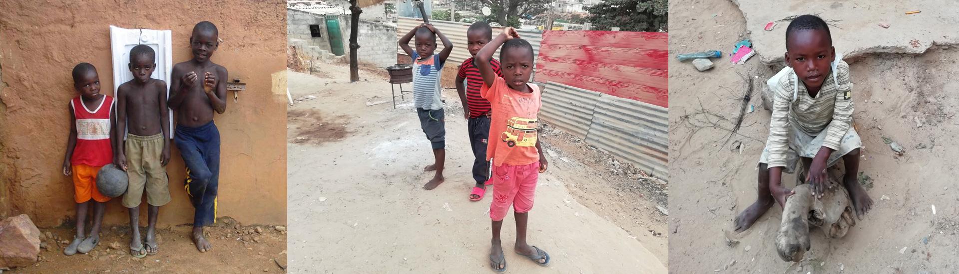 Nuevo centro de emergencia de la Red de Hogares Don Bosco en Angola para proteger a los menores que viven en la calle del coronavirus