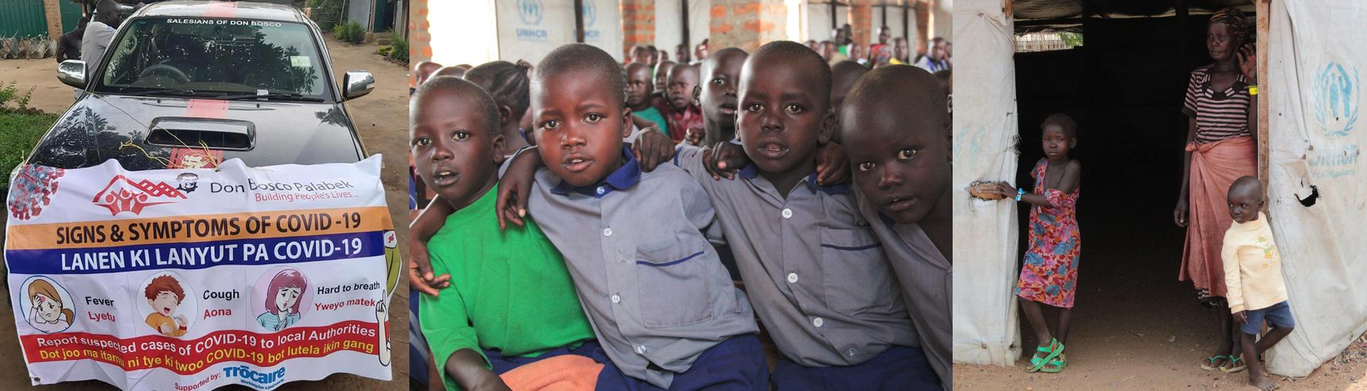 Día Mundial de los Refugiados: más de 71 millones de personas no pueden quedarse solas