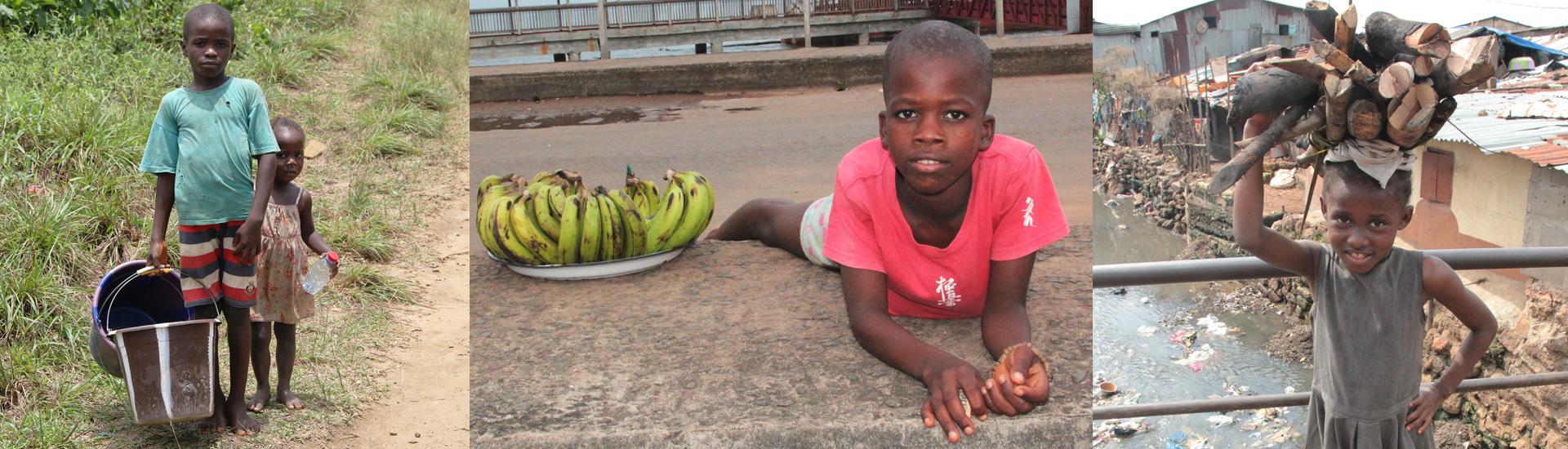 El trabajo infantil esclaviza a más de 150 menores en el mundo