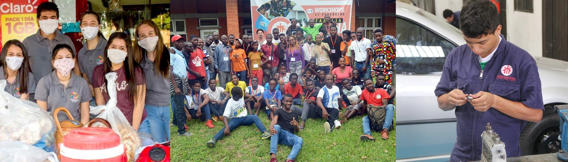 Día Mundial de la Juventud: más comprometidos que nunca con los jóvenes y con su futuro