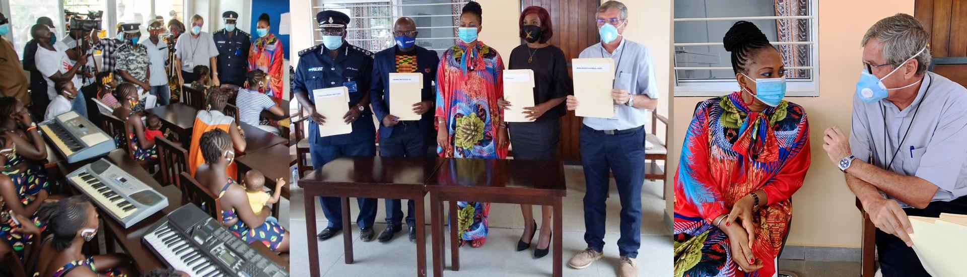 Don Bosco Fambul firma un acuerdo con el Gobierno de Sierra Leona para luchar contra la violencia sexual