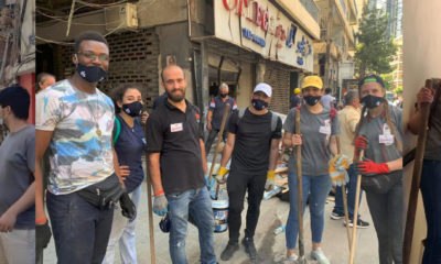 Ayuda de emergencia para Beirut
