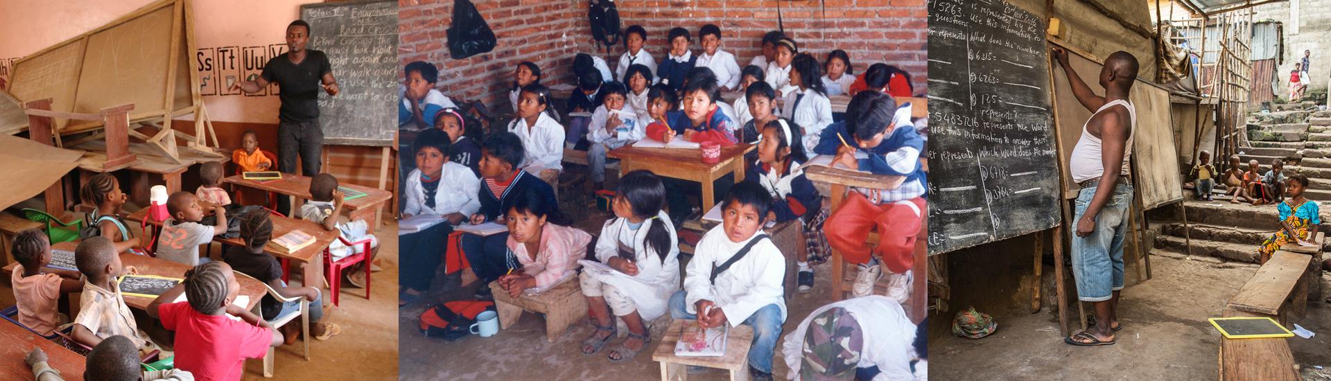 La educación integral, la mejor respuesta para combatir la pobreza