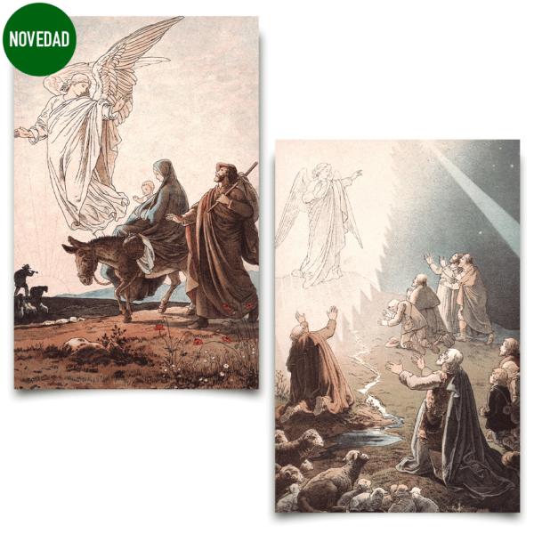 PACK DE 10 CHRISTMAS 2020