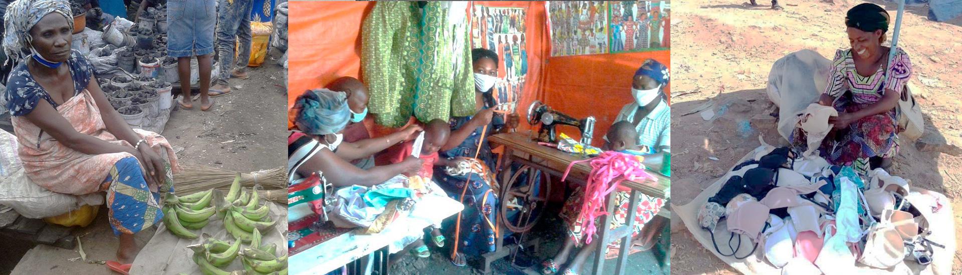 """El Centro Don Bosco de Bukavu devuelve la esperanza a las """"madres coraje"""" en medio de la pandemia"""