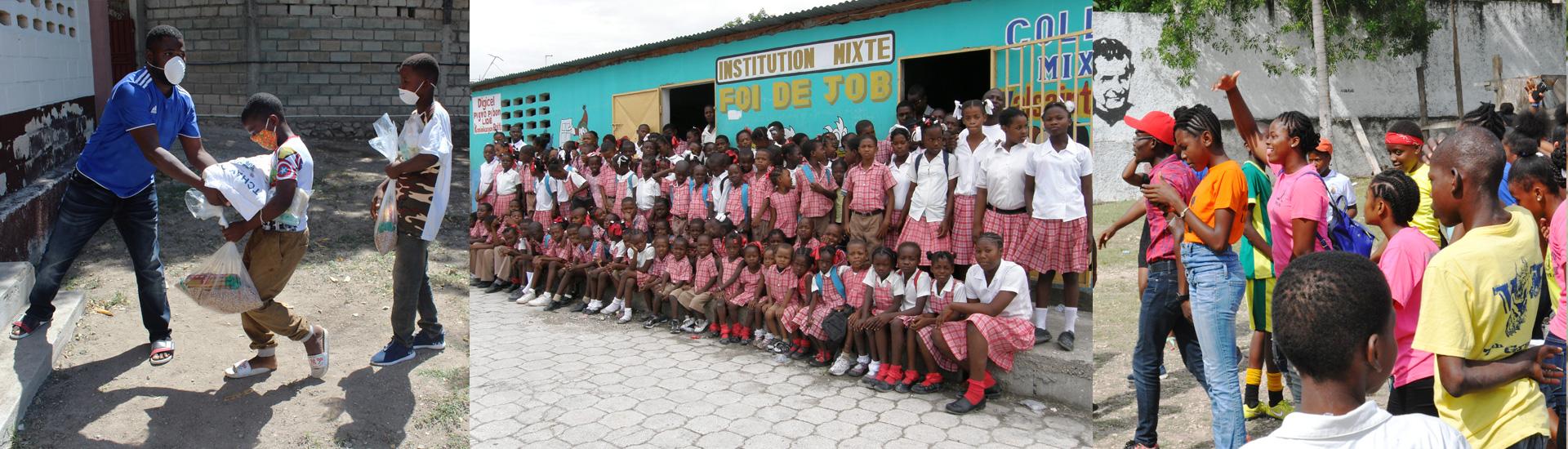 La pandemia se une a los graves problemas sociales de Haití once años después del terremoto