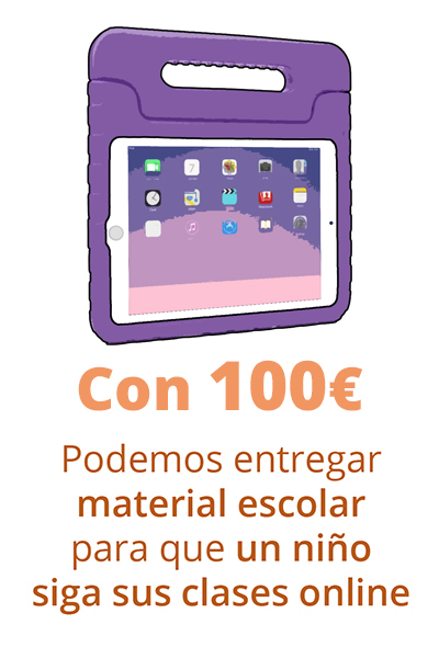 kit contra la pobreza 100 euros