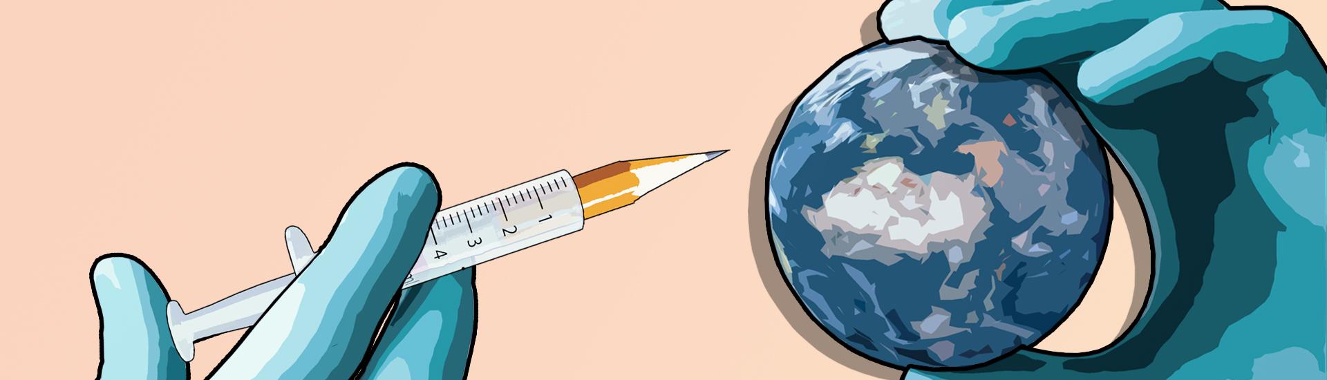 La mejor vacuna contra la pobreza