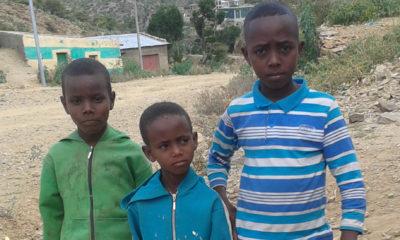 Ayuda humanitaria para 3.000 familias afectadas por la guerra en Etiopía