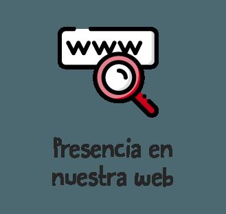 Presencia web