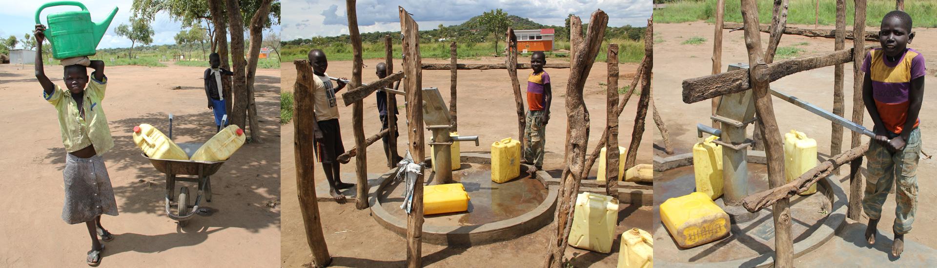 Más de 2.000 millones de personas en el mundo no tienen agua potable y la mitad de la población carece de saneamiento