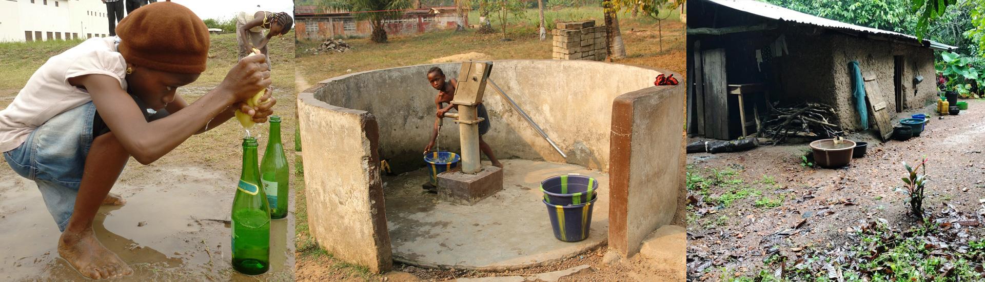 La solidaridad salesiana ayuda a más comunidades de Nigeria con el programa 'Agua limpia' y la excavación de nuevos pozos