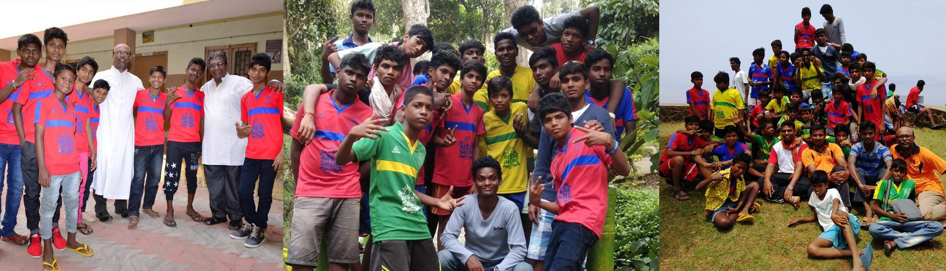 Dos hermanos abandonados en India cuando eran niños se reencuentran con su familia gracias a los misioneros salesianos