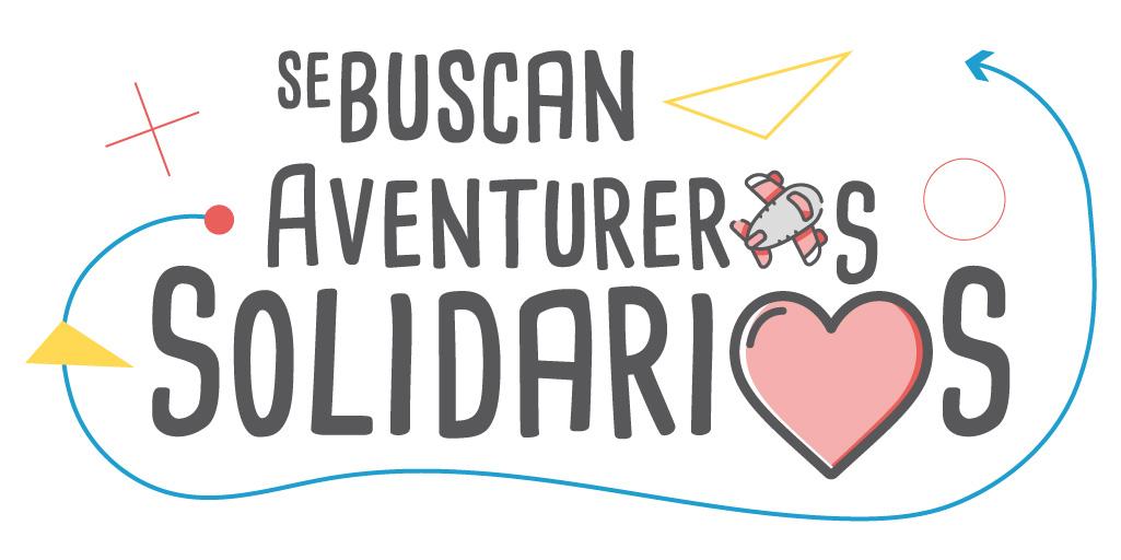 Se buscan aventureros solidarios