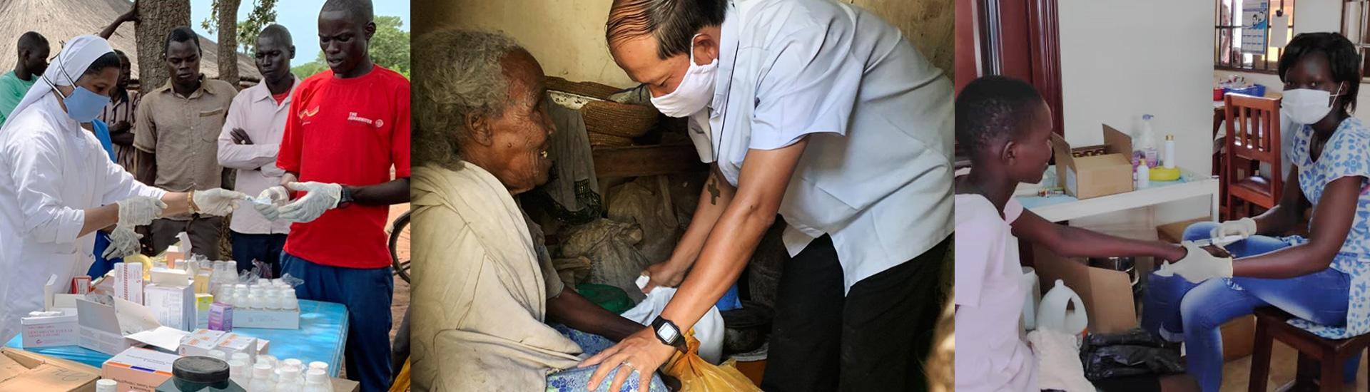 Día Mundial de la Salud. Un año de pandemia marcado por la incertidumbre y la desigualdad