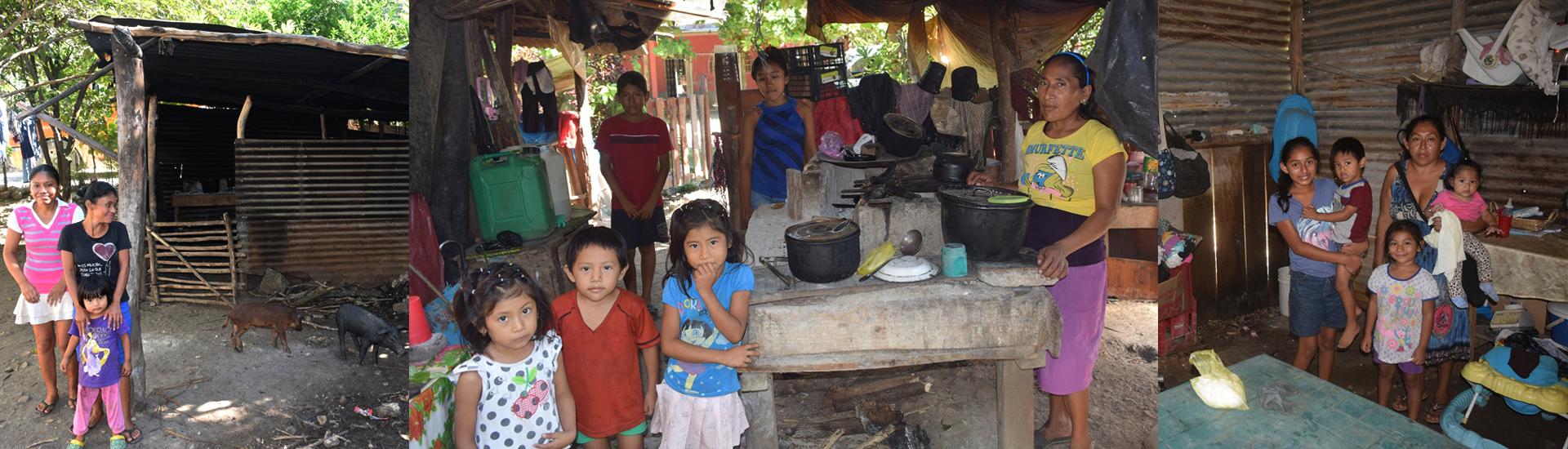 Viviendas dignas para las familias de San Benito Petén