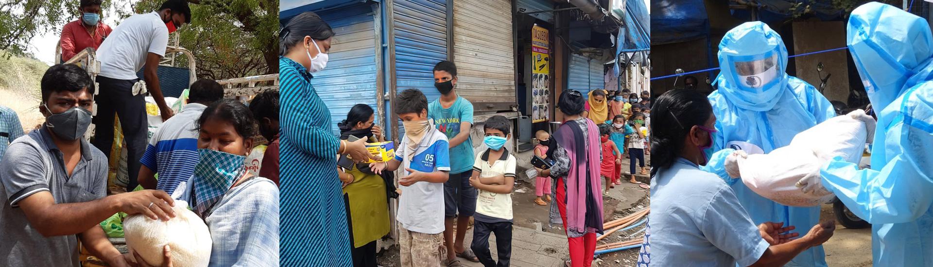 Situación crítica en India por el coronavirus. Hospitales colapsados y récord diario de nuevos contagios y de fallecidos