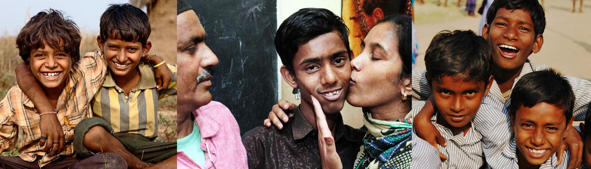 Muhammed, el niño perdido en la estación de trenes de Chennai (India) que encontró a sus padres nueve años después
