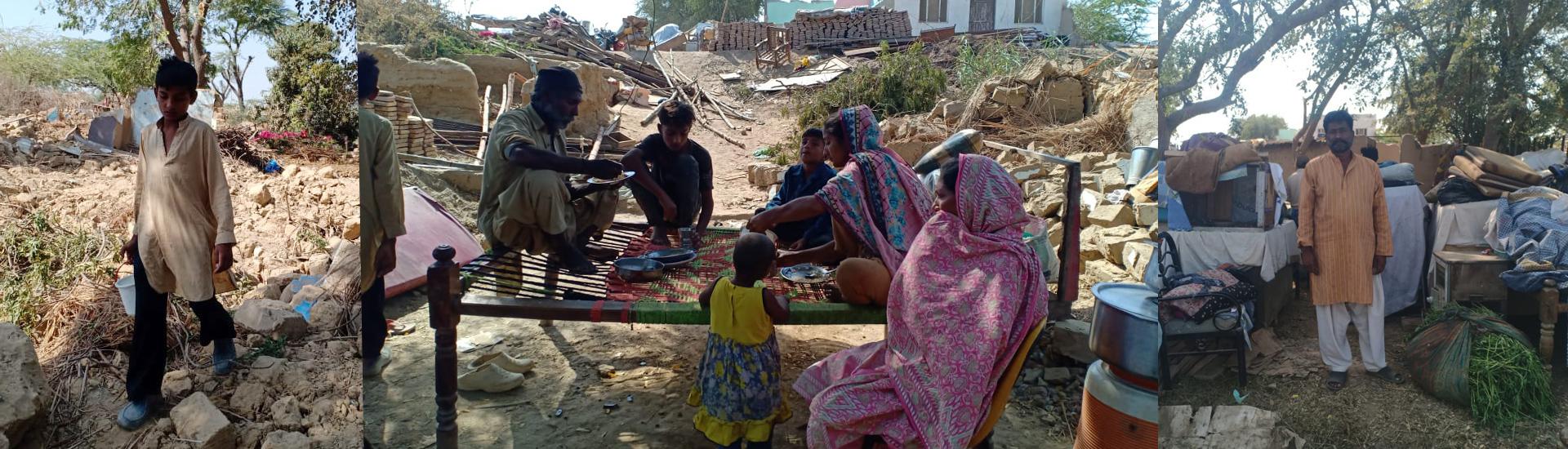 Ayuda urgente para 60 familias cristianas en Pakistán