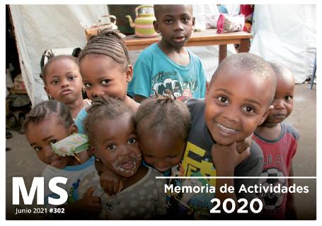 Memoria 2020 - Un año marcado por la pandemia