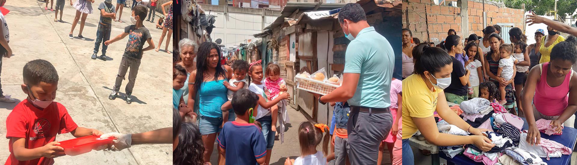 Los misioneros advierten una vez más sobre la situación desesperada que se vive en Venezuela y la necesidad de diálogo