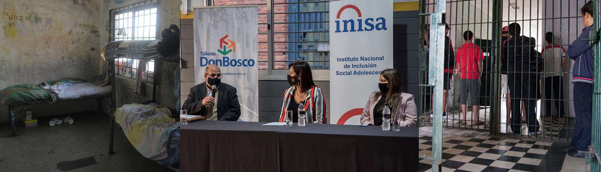 Adolescentes privados de libertad en Uruguay aprenderán mecánica gracias a las Escuelas Profesionales Don Bosco
