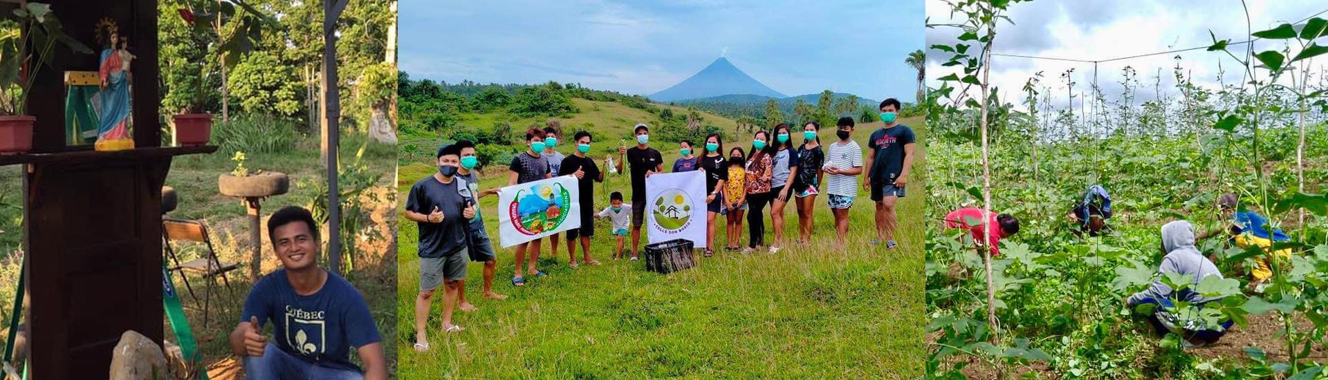 El Colegio Don Bosco de Legazpi (Filipinas), opción preferencial para la formación agrícola de los jóvenes