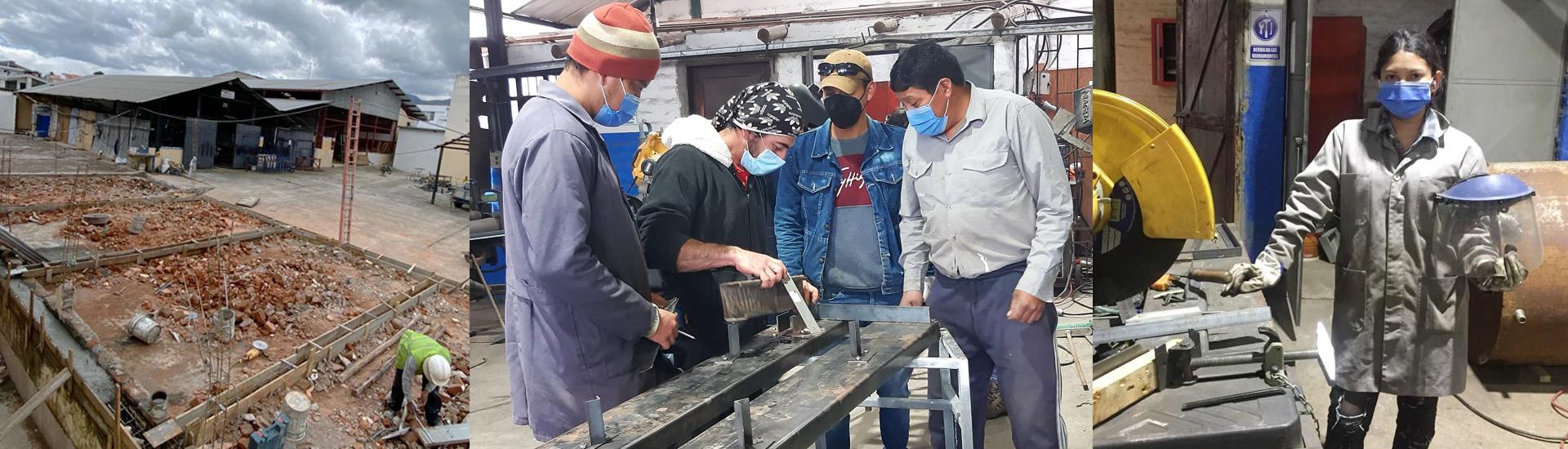Exitosa formación técnica durante más de tres décadas del centro salesiano Tainate Huasi de Cayambé (Ecuador)