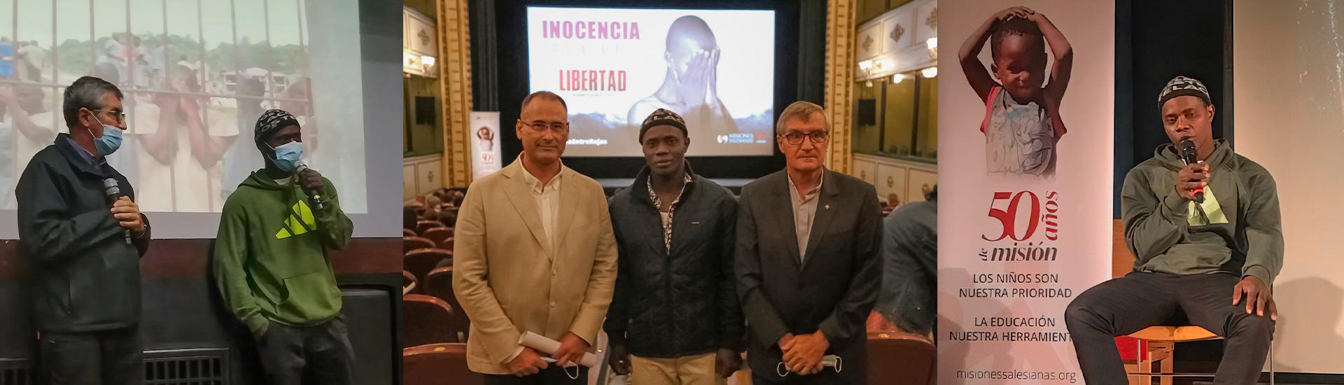 'Libertad', el documental sobre los menores en prisiones de adultos que traspasa fronteras
